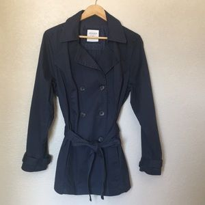 Sonoma Double Breasted Trench Coat